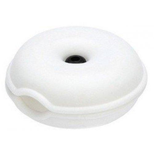 Скрутка для наушников Cason (Черепаха) White