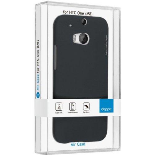 Чехол (клип-кейс) Deppa Air для HTC M8
