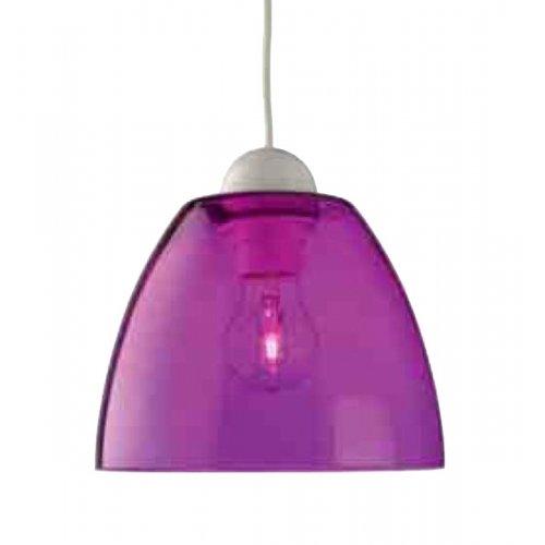 Светильник подвесной York pendant purple 1x40W 230V Massive 40871/96/10