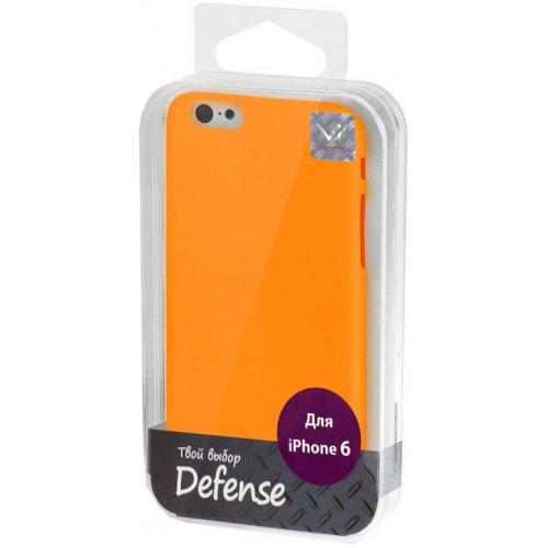 Чехол (клип-кейс) Vertex для Apple iPhone 6/6s Plus Orange