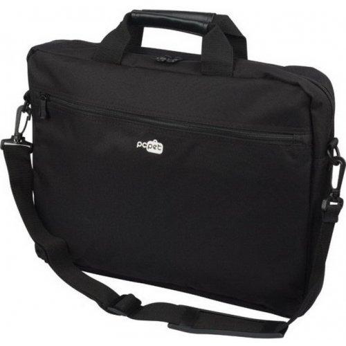 "Сумка для ноутбука 15.6"" PC PET PCP-A1415 Black"