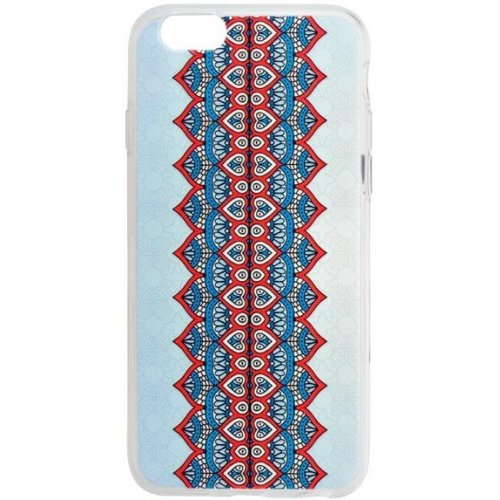 Чехол (клип-кейс) iBox Fashion для Apple iPhone 6/6s узор
