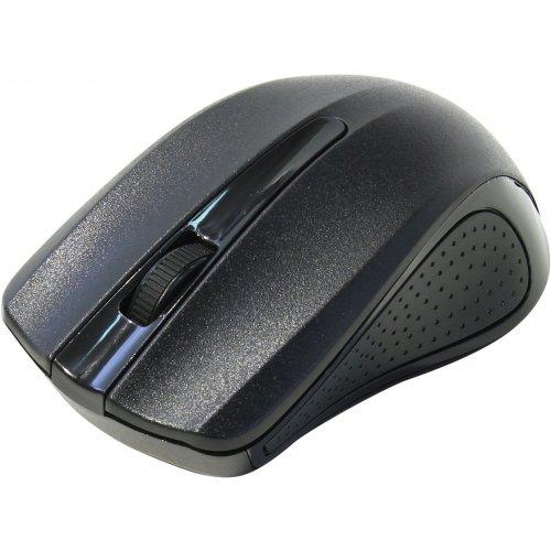 Мышь беспроводная Oklick 485MW Black