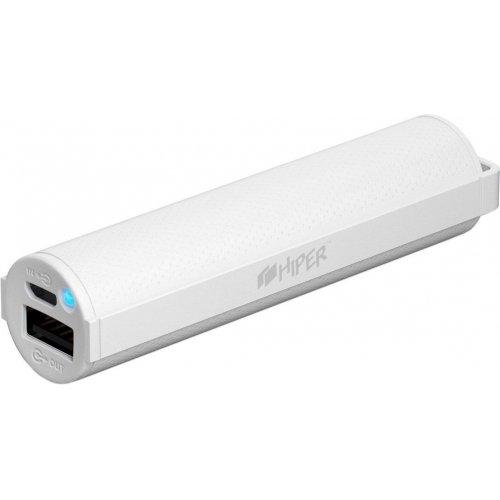 Портативный аккумулятор Hiper SP2600 White