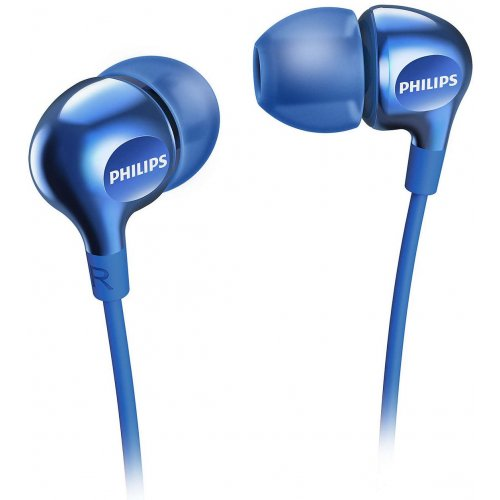 Наушники Philips Vibes SHE3700BL/00 Blue