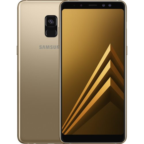 """Смартфон Samsung Galaxy A8 2018 32Gb [SM-A530F] 5.6"""" Золотой"""