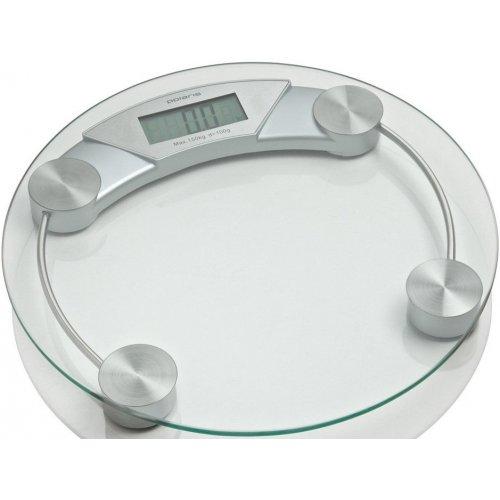 Весы напольные Polaris PWS 1514DG Silver