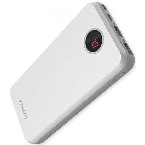 Портативный аккумулятор Romoss HO20 White