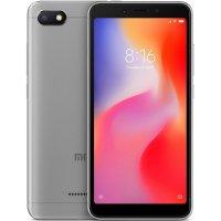 "Смартфон Xiaomi Redmi 6A 32Gb 5.45"" Серый/Grey"