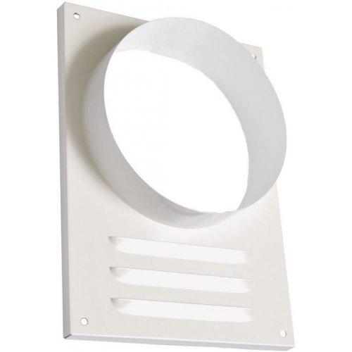 Вентиляционная решетка Elikor ВР-2 150 круг Бежевый