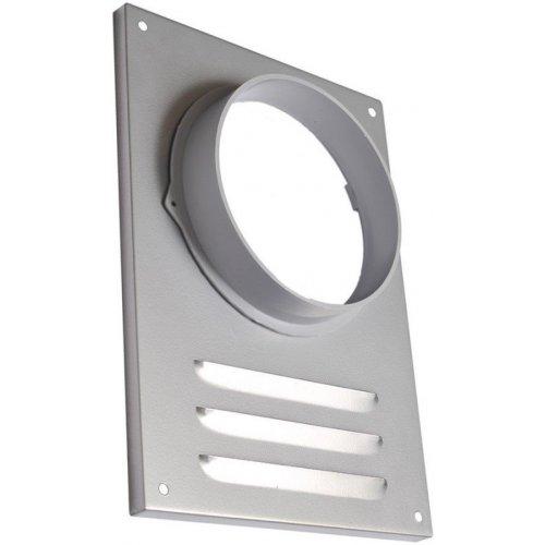 Вентиляционная решетка Elikor ВР-2 120 круг Нержевейка