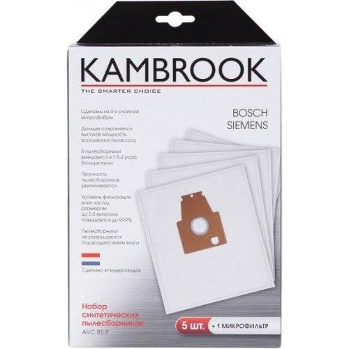Синтетические пылесборники Kambrook AVC BS P для пылесосов Bosch/Siemens