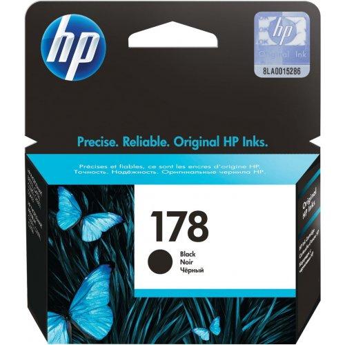 Картридж HP 178 CB316HE Черный