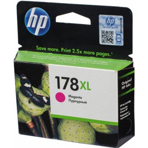 Картридж HP 178XL CB324HE Пурпурный