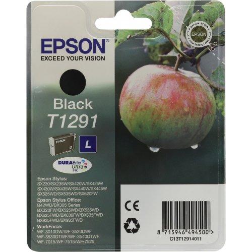 Картридж Epson T1291 (C13T12914011) Черный