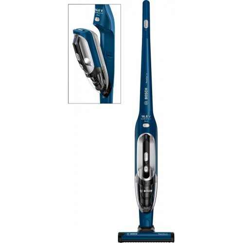 Пылесос ручной беспроводной Bosch BBH216RB3 Синий