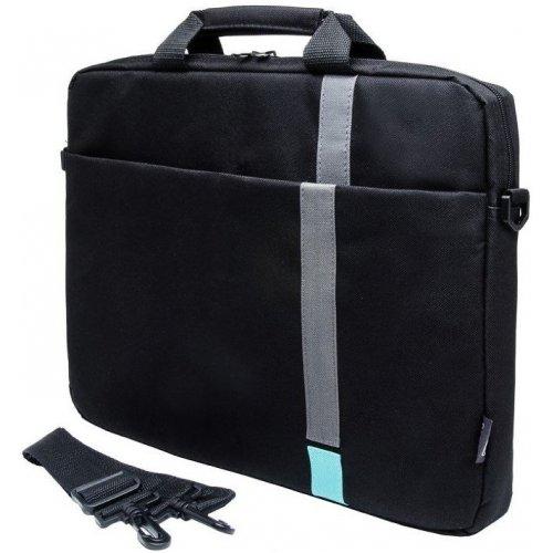 "Сумка для ноутбука 15.6"" PC PET PCP-1001 Black"