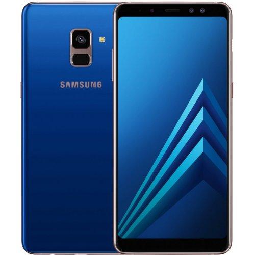 """Смартфон Samsung Galaxy A8 2018 32Gb [SM-A530F] 5.6"""" Синий"""