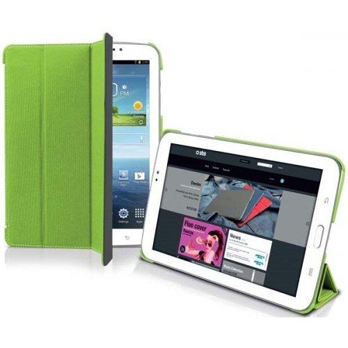 "Чехол (книжка) для планшета 7"" SBS 151379 Samsung Galaxy Tab 3 Зеленый"