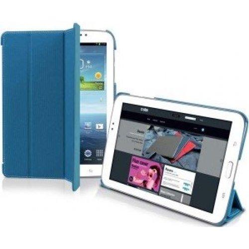 "Чехол (книжка) для планшета 7"" SBS 151381 Samsung Galaxy Tab 3 Голубой"