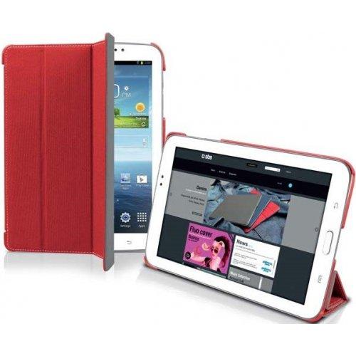 "Чехол (книжка) для планшета 7"" SBS 151380 Samsung Galaxy Tab 3 Красный"