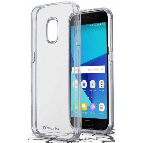 Чехол (клип-кейс) Cellularline для Samsung Galaxy J5 2017 Прозрачный
