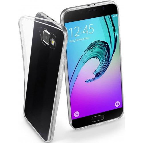 Чехол (клип-кейс) Cellularline для Samsung Galaxy A7 2016 Прозрачный