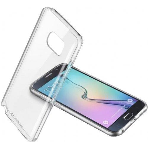 Чехол (клип-кейс) Cellularline для Samsung Galaxy Note 5 Прозрачный