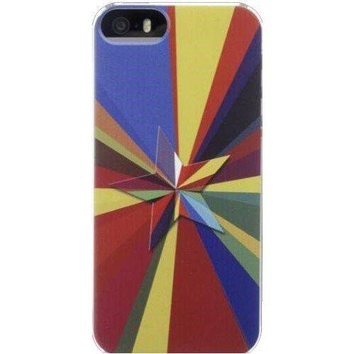 Чехол (клип-кейс) Cellularline для Apple iPhone 5/5s/SE Collor