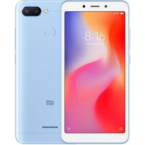 """Смартфон Xiaomi Redmi 6 64Gb RAM 4Gb 5.45"""" Blue"""