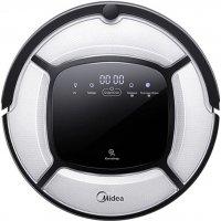 Робот пылесос Midea VCR15 Белый/Черный