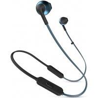 Наушники беспроводные c микрофоном JBL Tune 205BT Blue
