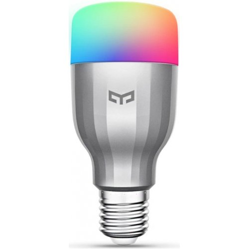 Умная лампа Xiaomi Mi Led Smart Bulb E27 10 Вт Белый и цветной