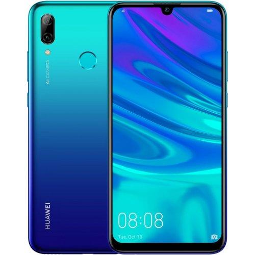 """Смартфон Huawei Y7 2019 32Gb RAM 3Gb 6.26"""" Ярко-голубой"""