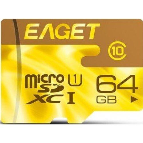 Карта памяти Eaget F2 microSDXC 64Gb Class 10 UHS-I