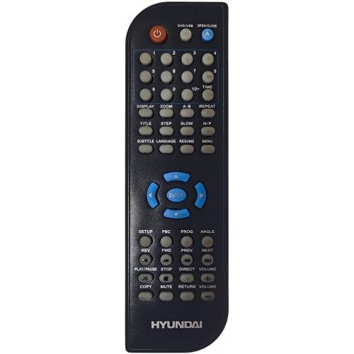 Пульт ДУ для DVD-плеера Hyundai H-DVD5069