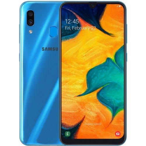 """Смартфон Samsung Galaxy A30 32Gb [SM-A305F] 6.4"""" Blue"""