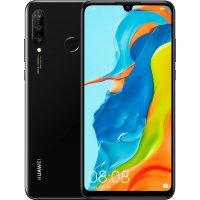 """Смартфон Huawei P30 Lite 4/128Gb 6.15"""" Полночный черный"""