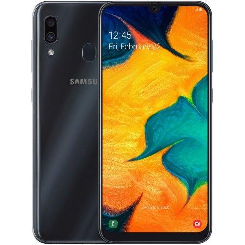 """Смартфон Samsung Galaxy A30 64Gb [SM-A305F] 6.4"""" Black"""