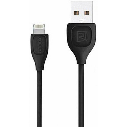 Кабель Remax RC-050i USB - Lightning 1m Черный