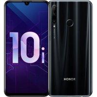 """Смартфон Honor 10i 128Gb RAM 4Gb 6.21"""" Полночный черный"""