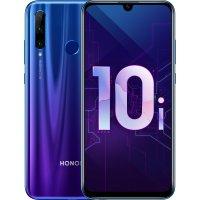 """Смартфон Honor 10i 128Gb RAM 4Gb 6.21"""" Мерцающий синий"""