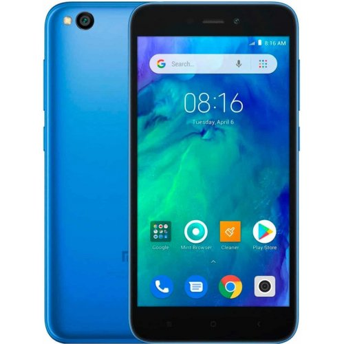 "Смартфон Xiaomi Redmi Go 1/16Gb 5"" Blue"