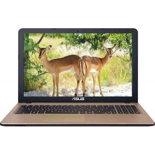 """Ноутбук 15.6"""" Asus X540LA-DM1255 Black"""