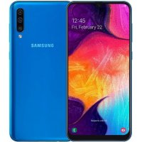 "Смартфон Samsung Galaxy A50 64Gb [SM-A505F] 6.4"" Blue"