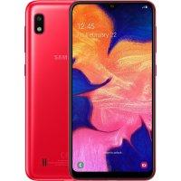 """Смартфон Samsung Galaxy A10 32Gb [SM-A105F] 6.4"""" Red"""