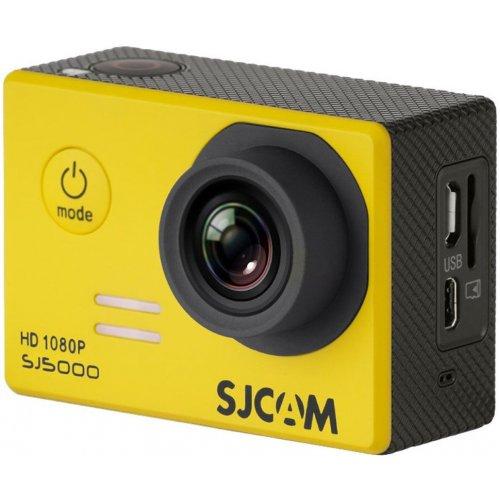 Экшн-камера SJCAM SJ5000 Yellow