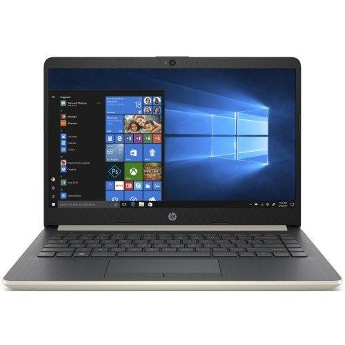 """Ноутбук 14"""" HP 14-cf0024ur Золотой"""