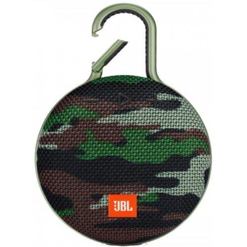Портативная колонка JBL CLIP 3 Squad Green