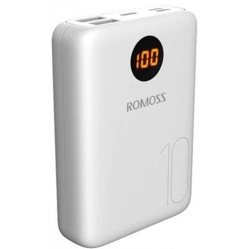 Портативный аккумулятор Romoss OM10 White